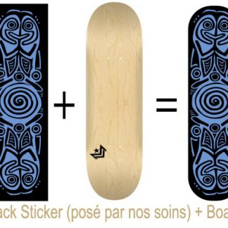 Pack Skateboard avec Sticker Eko