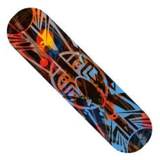 Sticker skatebaord